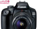 دوربین دیجیتال کانن مدل eos 4000d فوق العاده با کیفیت دارای قابلیت های بسیار زیاد